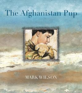 Book Cover: The Afghanistan Pup