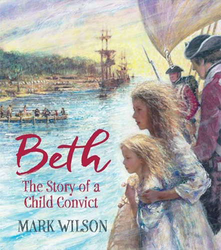 Book Cover: Beth: The Story Of A Child Convict