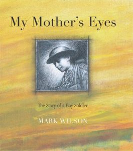 Book Cover: My Mothers Eyes